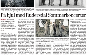På hjul med Rudersdal Sommerkoncerter (e5d7d452)